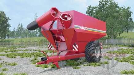 Horsch Titᶏn 34 UW pour Farming Simulator 2015