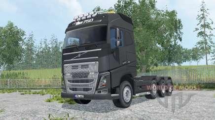Volvo FH16 750 Globetrotter cab für Farming Simulator 2015