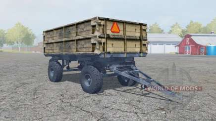 PTS-6 Braun color für Farming Simulator 2013
