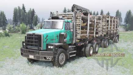 Western Star 6900XD v1.1 pour Spin Tires