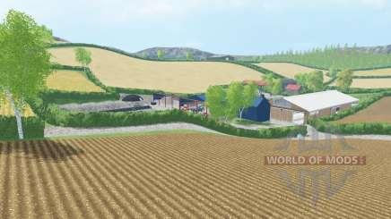 Higher Hills v2.4 pour Farming Simulator 2015