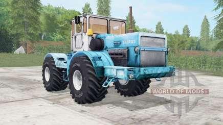 Kirovets K-700A soft-Farbe blau für Farming Simulator 2017