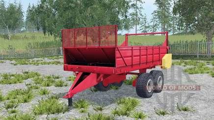 PRT-10 pour Farming Simulator 2015