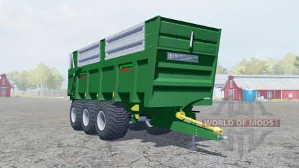 Vaia NL 27 cadmium green pour Farming Simulator 2013
