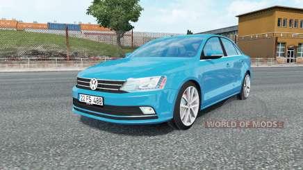 Volkswagen Jetta (Typ 1B) 2015 für Euro Truck Simulator 2