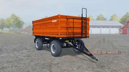 Ursus T-670-A1 vivid orange pour Farming Simulator 2013