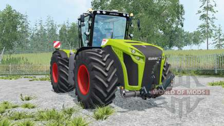 Claas Xerion 5000 Trac VC washable pour Farming Simulator 2015