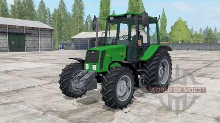 MTZ-826, Biélorussie pour Farming Simulator 2017