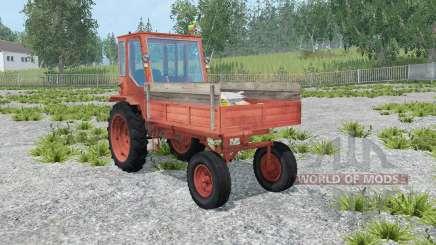T-16-Licht rote Farbe für Farming Simulator 2015