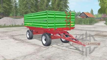 Pronar T653-2 vivid malachite für Farming Simulator 2017