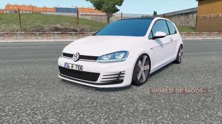 Volkswagen Golf R-Line (Typ 5G) 2013 für Euro Truck Simulator 2