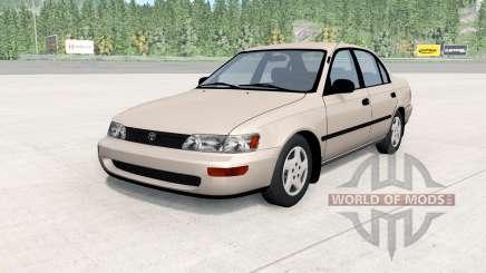 Toyota Corolla sedan 1993 pour BeamNG Drive