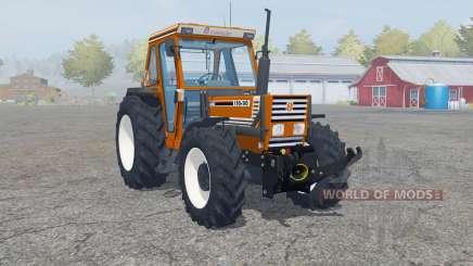 Fiat 110-90 DT front loader pour Farming Simulator 2013