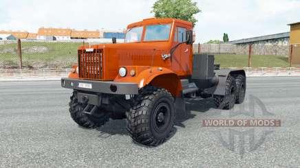KrAZ-258 pour Euro Truck Simulator 2