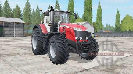 Massey Ferguson 8727-8737 pour Farming Simulator 2017