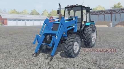 MTZ-1221 Belarus Fontanny loader für Farming Simulator 2013