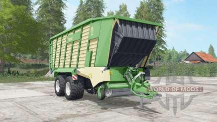 Krone ZX 430 GD fern pour Farming Simulator 2017
