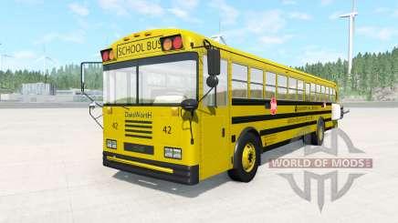 Dansworth D2500 (Type-D) v6.2 pour BeamNG Drive