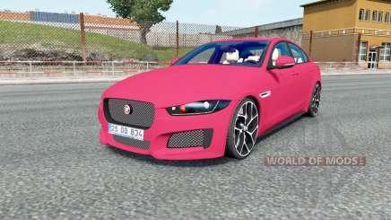 Jaguar XE (X760) 2015 für Euro Truck Simulator 2