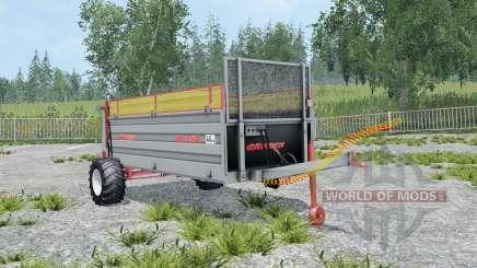Gruber SM 450 silver chalice pour Farming Simulator 2015