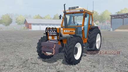 Fiat 90-90 DT front loader pour Farming Simulator 2013