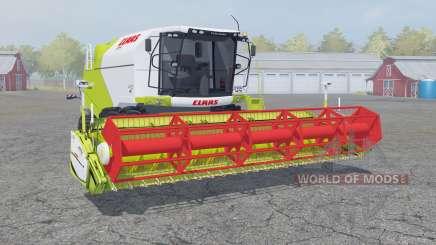 Claas Tucano 440 dual front wheels für Farming Simulator 2013