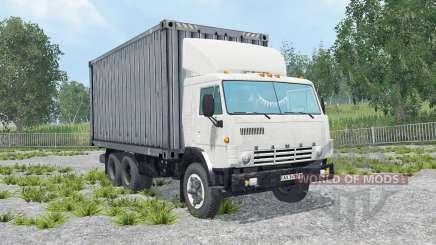 KamAZ-53212-container für Farming Simulator 2015