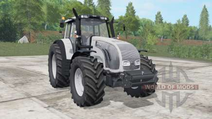 Valtra T163 light gray für Farming Simulator 2017