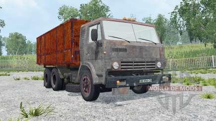 KamAZ-53212 rusty für Farming Simulator 2015