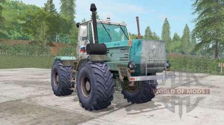 T-150K puissance de choix pour Farming Simulator 2017