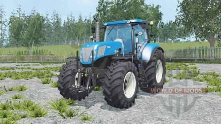 New Holland T7.310 Blue Power pour Farming Simulator 2015