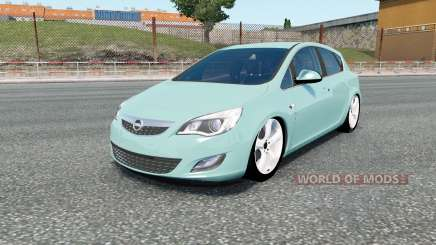 Opel Astra (J) pour Euro Truck Simulator 2