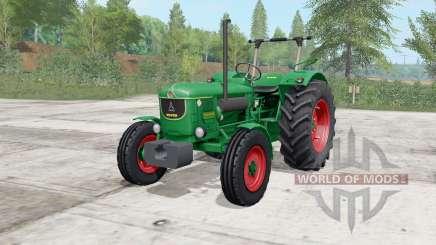 Deutz D 6005 1967 für Farming Simulator 2017