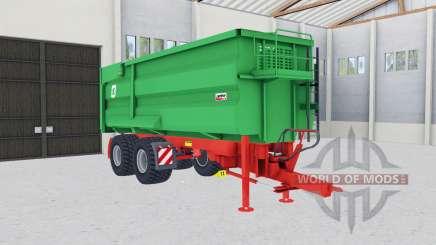 Kroger Agrolineᶉ MUK 303 pour Farming Simulator 2017
