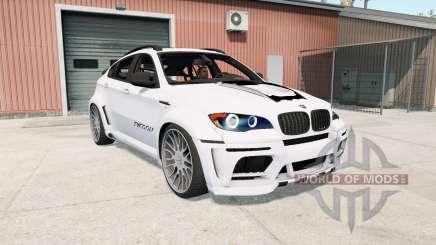 BMW X6 M (Е71) Hamann pour American Truck Simulator
