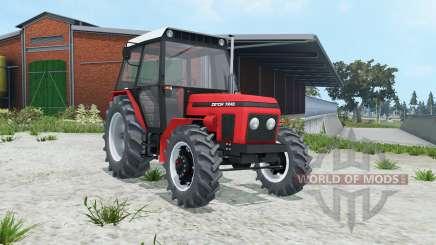 Zetor 7245 animated pedals pour Farming Simulator 2015