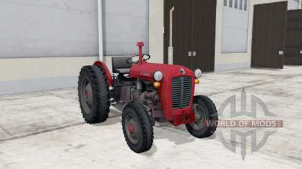 IMT 533 DeLuxe french raspberry für Farming Simulator 2017