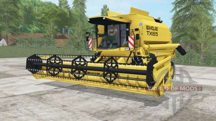 New Holland TX65 sandstorm für Farming Simulator 2017