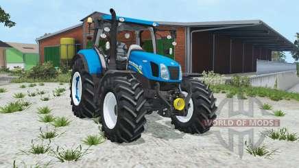 New Holland T6.120-175 für Farming Simulator 2015