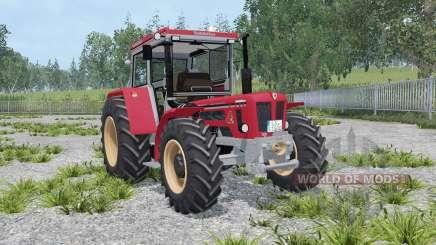 Schluter Super 1500 TVL modifizierte version pour Farming Simulator 2015
