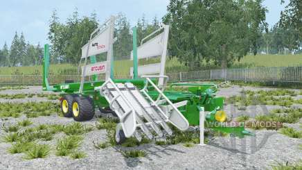 Arcusin AutoStack FS 63-72 painted rear wheels für Farming Simulator 2015