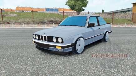 BMW 320i coupe (E30) 1982 pour Euro Truck Simulator 2