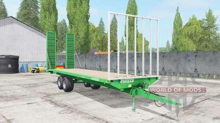 Joskin Wago LST8000&10000D12 pour Farming Simulator 2017