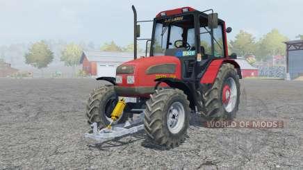 MTZ-920.3 Biélorussie ouvrir les portes pour Farming Simulator 2013