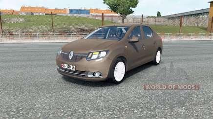 Renault Symbol 2012 für Euro Truck Simulator 2