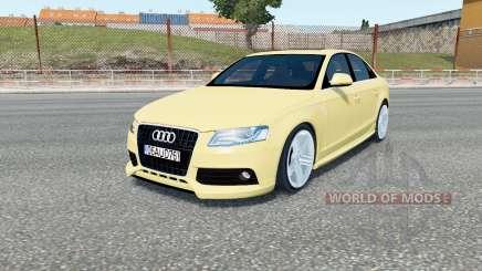 Audi S4 sedan (B8) 2009 pour Euro Truck Simulator 2