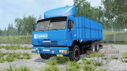 KamAZ-45143 trailer für Farming Simulator 2015