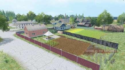 Korovino v0.4 pour Farming Simulator 2015