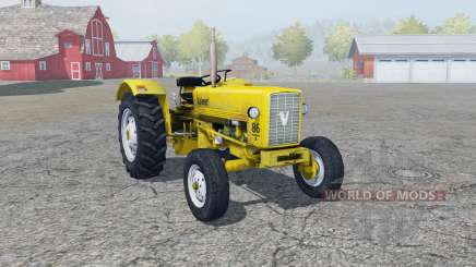 Valmet 86 id safety yellow pour Farming Simulator 2013