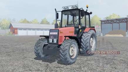MTZ-892.2 Biélorussie pour Farming Simulator 2013